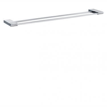"24""double towel bar"
