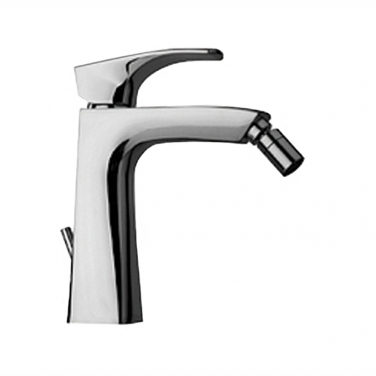Single hole bidet faucet