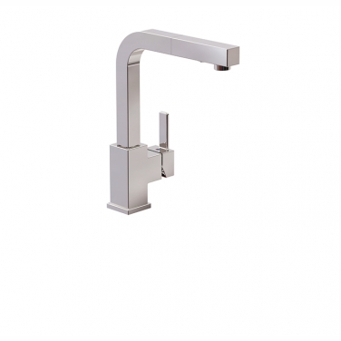 Pull-out kitchen faucet, 2 sprays