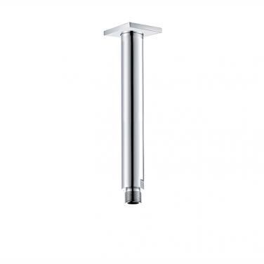 "12"" ceiling arm with square flange"