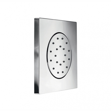 Emotion square flush mount body spray