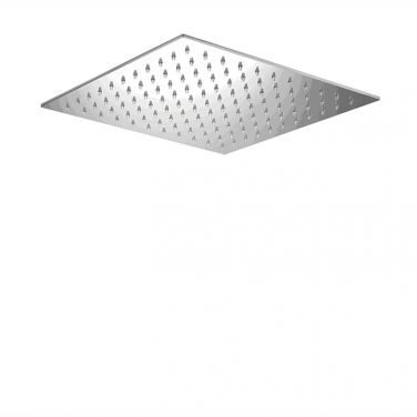 "12"" square thin rain head"