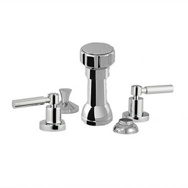 4 Hole bidet with vacuum breaker